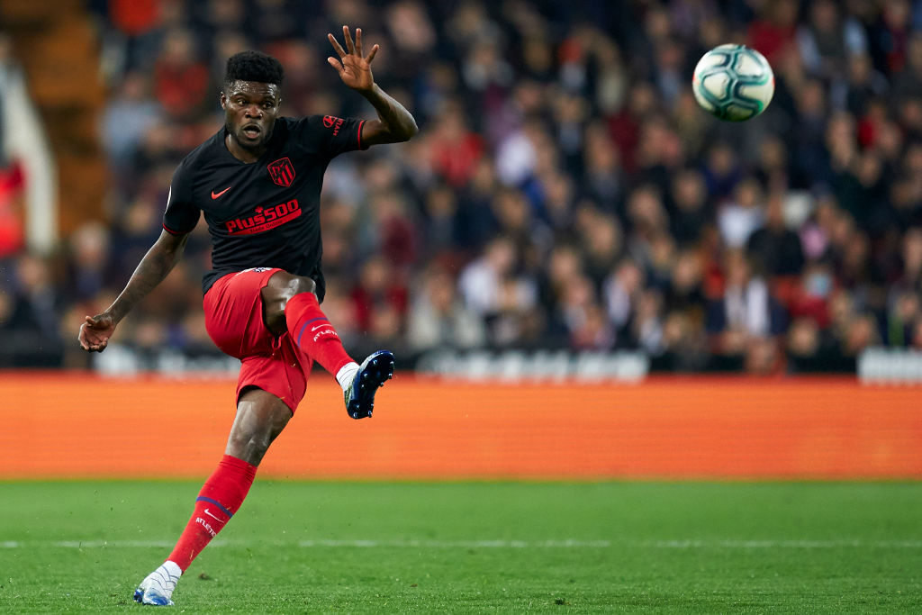 Arsenal reportedly closing in on signing Thomas Partey