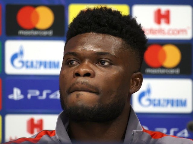 How Thomas Partey fits in Man United Team's of the Future