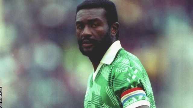 Cameroon's 1990 World Cup captain Stephen Tataw dies