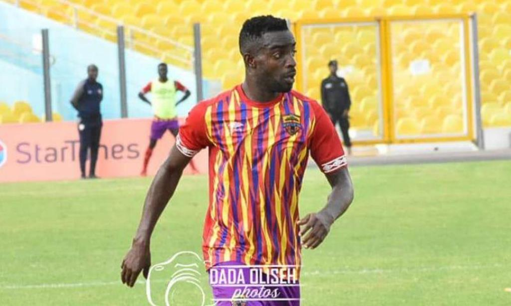 Hearts of Oak's Frederick Ansah Botchway reveals admiration for Stephen Appiah