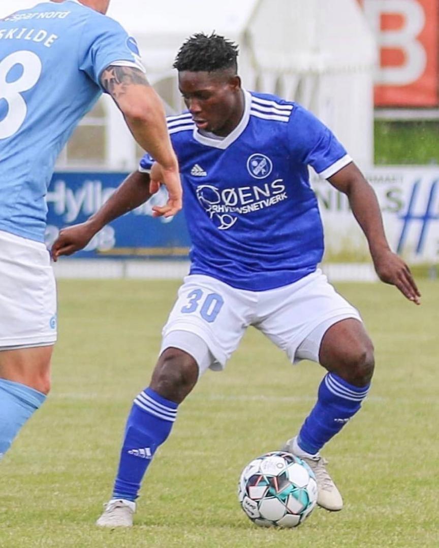 Danish club BK Fremad Amager sign Emmanuel Bio on permanent contract