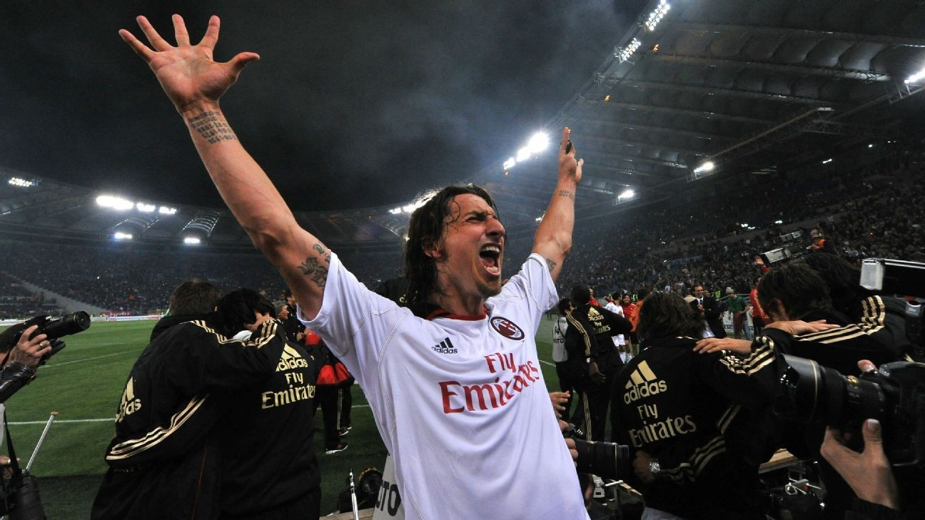 'Hungry lion' Ibrahimovic set to return to Milan squad