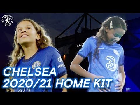 The Story Of Chelsea's New 2020/21 Home Kit ft. Ruud Gullit