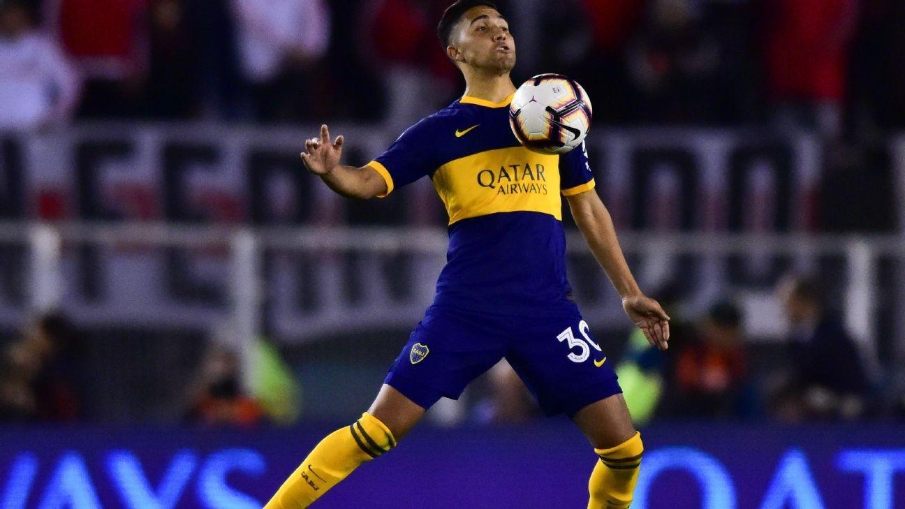Minnesota still in play for Boca Juniors star