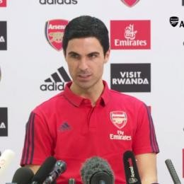 "ARSENAL boss Arteta: ""I hope AUBAMEYANG stays put in the long run"""