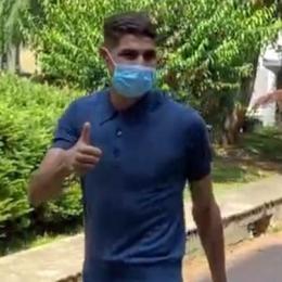 OFFICIAL - Achraf HAKIMI joins Inter Milan