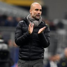 MANCHESTER CITY - Guardiola dismissed the possibility of Jadon Sancho returning