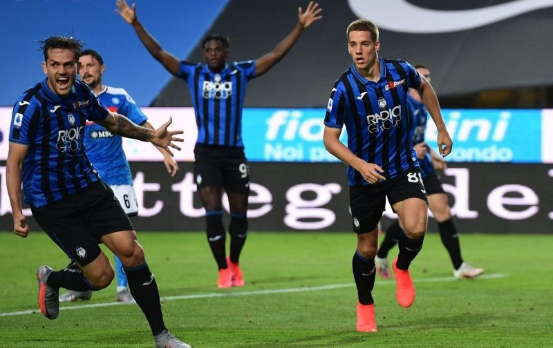 Ruthless Atalanta too good for Napoli