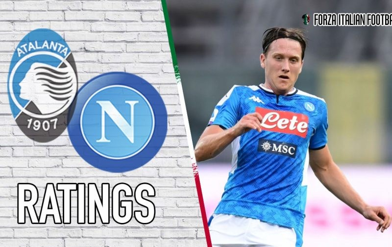 Napoli Player Ratings: Missing in midfield