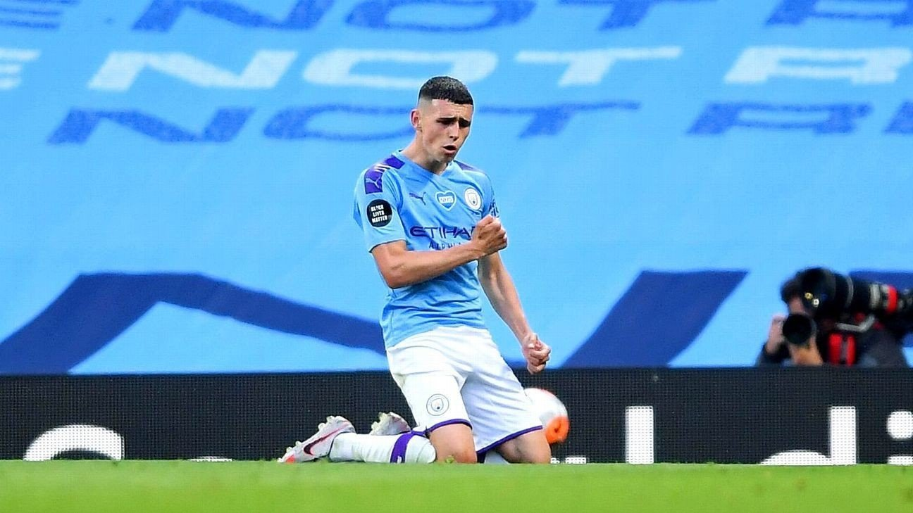 Foden 8/10 as Man City lay down a marker vs. Liverpool