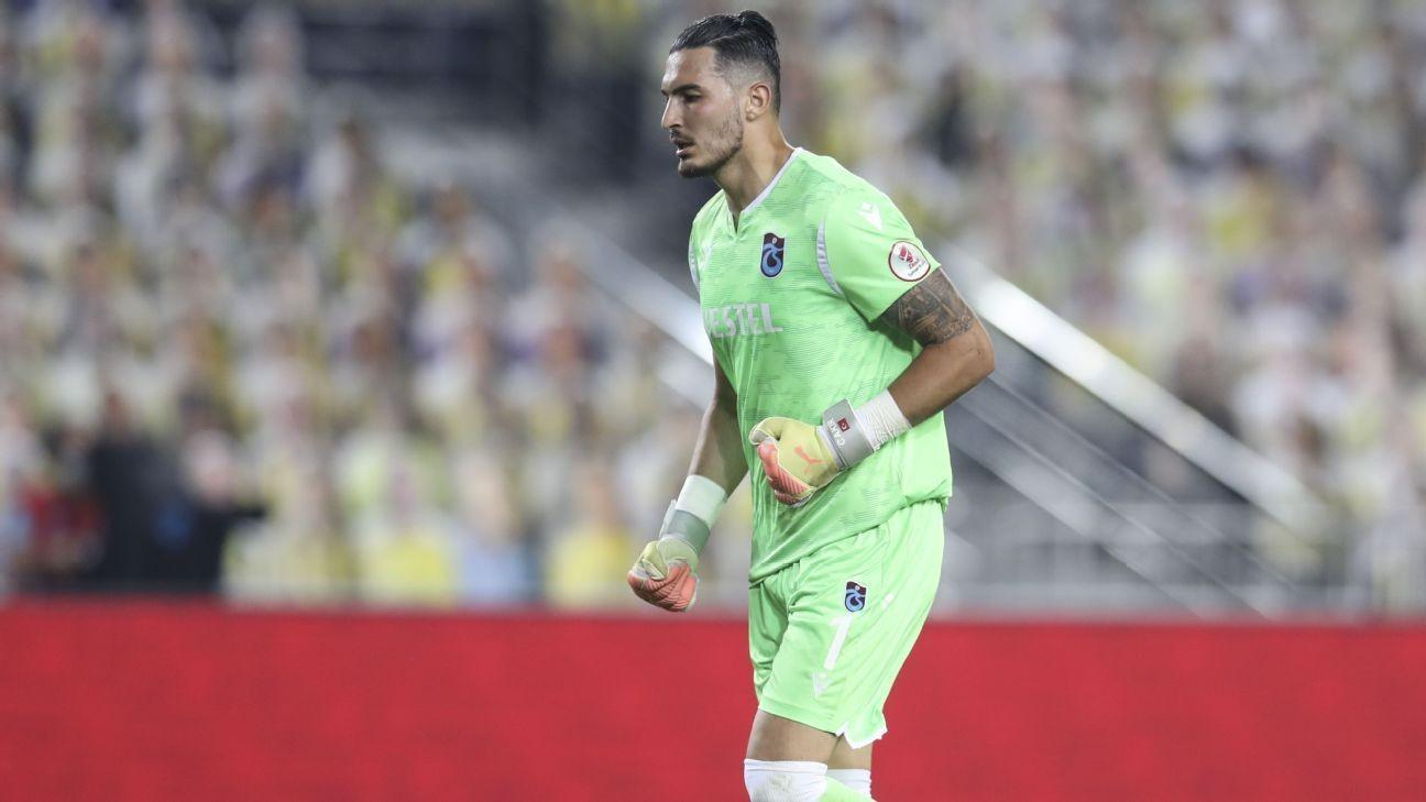 Transfer Talk: Liverpool step up surprise interest in Turkish keeper Cakir