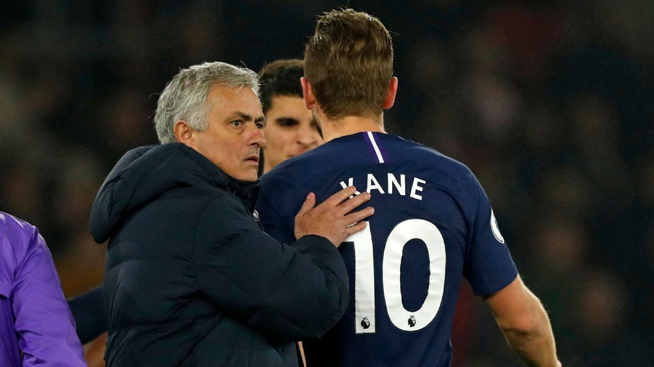 Can Kane thrive under Mourinho? History says yes