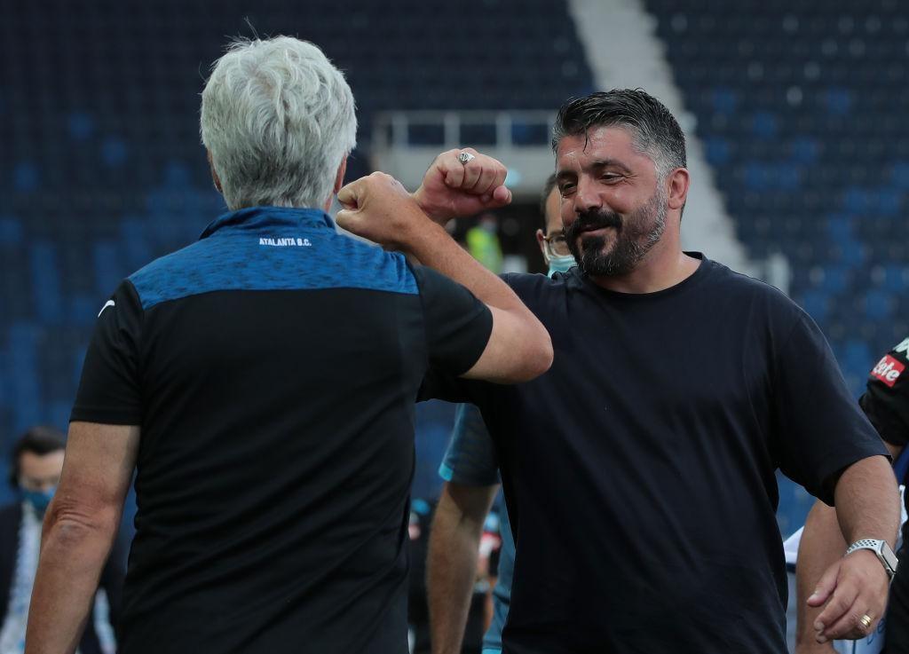 Gattuso unhappy with attitude in Atalanta defeat