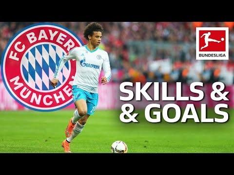 Leroy Sane • Magical Skills & Goals • Welcome to Bayern München