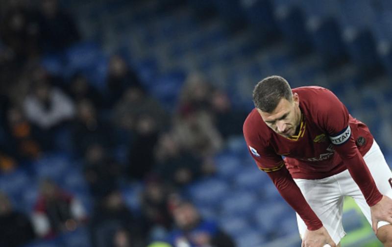 Dzeko-dependence has cost Roma a Champions League spot