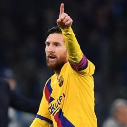 BARCELONA FC - Leo MESSI break extension talks up