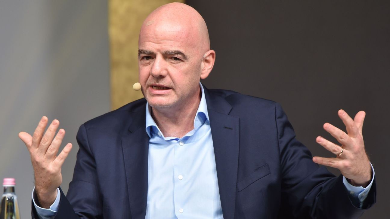 FIFA boss under investigation over criminal claim