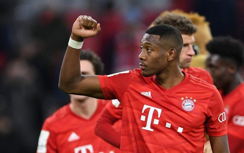 Juventus chase Bayern Munich defender
