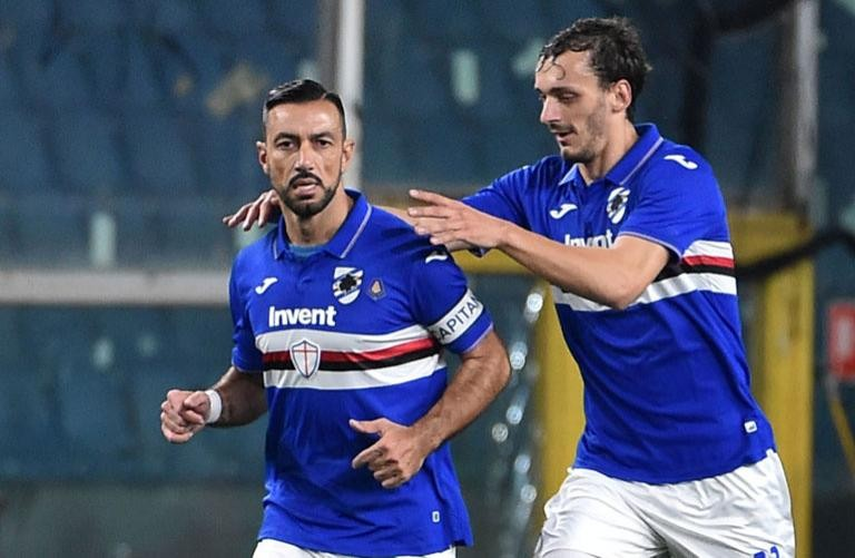 SAMPDORIA: FERRARI, QUAGLIARELLA, LINETTY REJOIN TEAM TRAINING