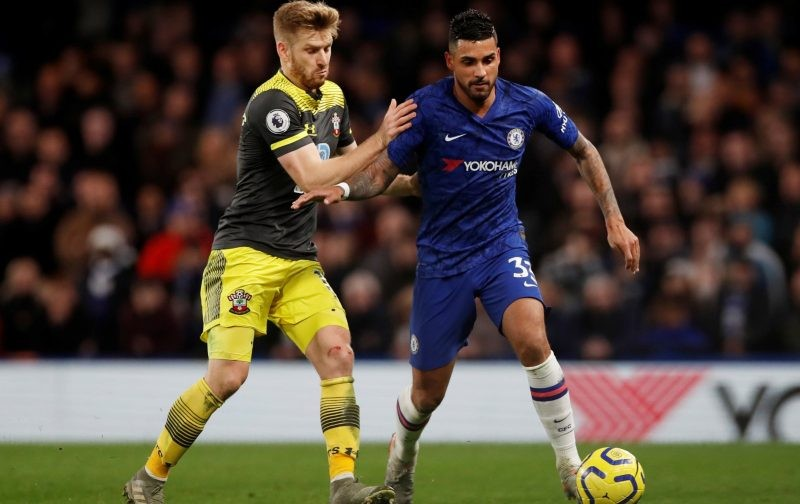 Agent of Chelsea full-back in talks with Inter