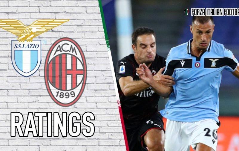 Lazio player ratings: Radu wrecked