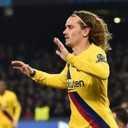 JUVENTUS on the path of a wild GRIEZMANN suggestion