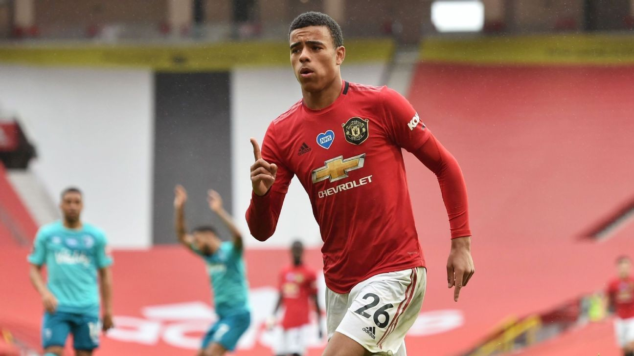 Erling who? Greenwood helps Man United forget Haaland miss