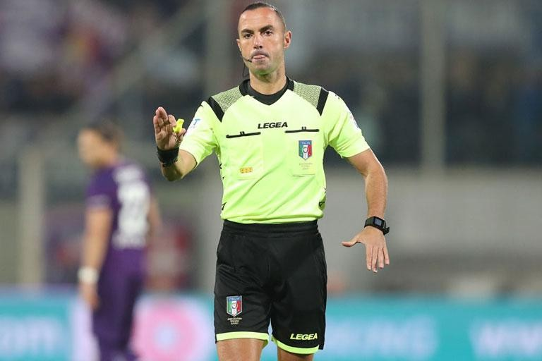 THE REFEREES FOR LECCE-LAZIO AND MILAN-JUVENTUS