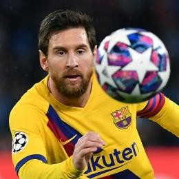 MAN. CITY dreaming of MESSI ahead of summer 2021
