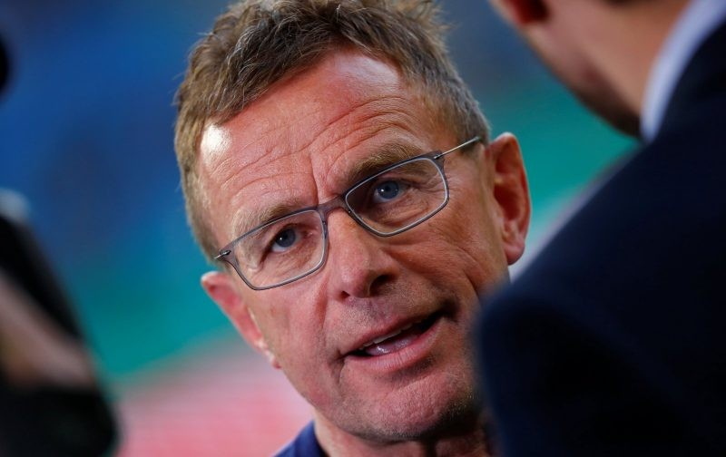 Rangnick to AC Milan reportedly done