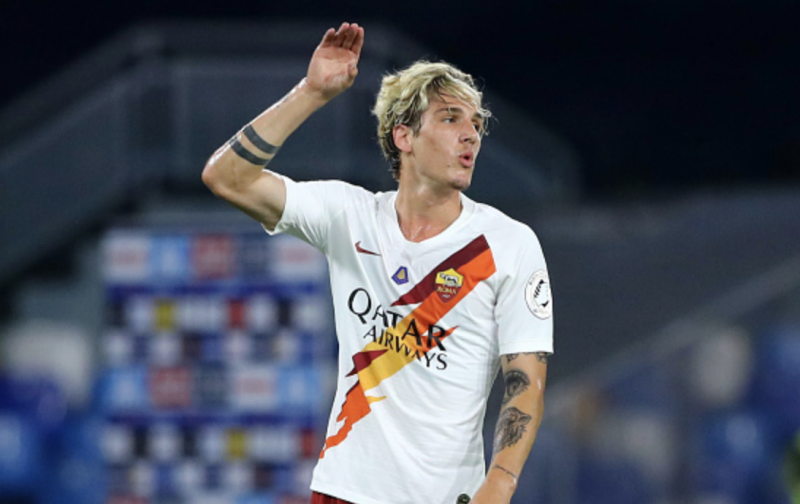 Zaniolo's father: It'll take time to see the real Nicolo at Roma