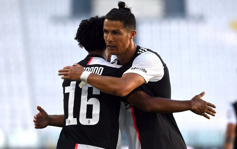 Juventus Seven Points Ahead, With Eight Left To Play