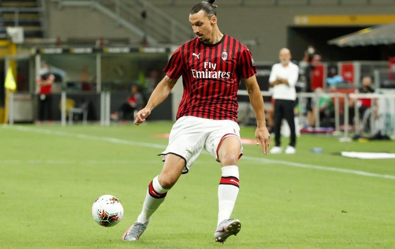 Ibrahimovic: If I'd been here from day one, AC Milan would have won the Scudetto
