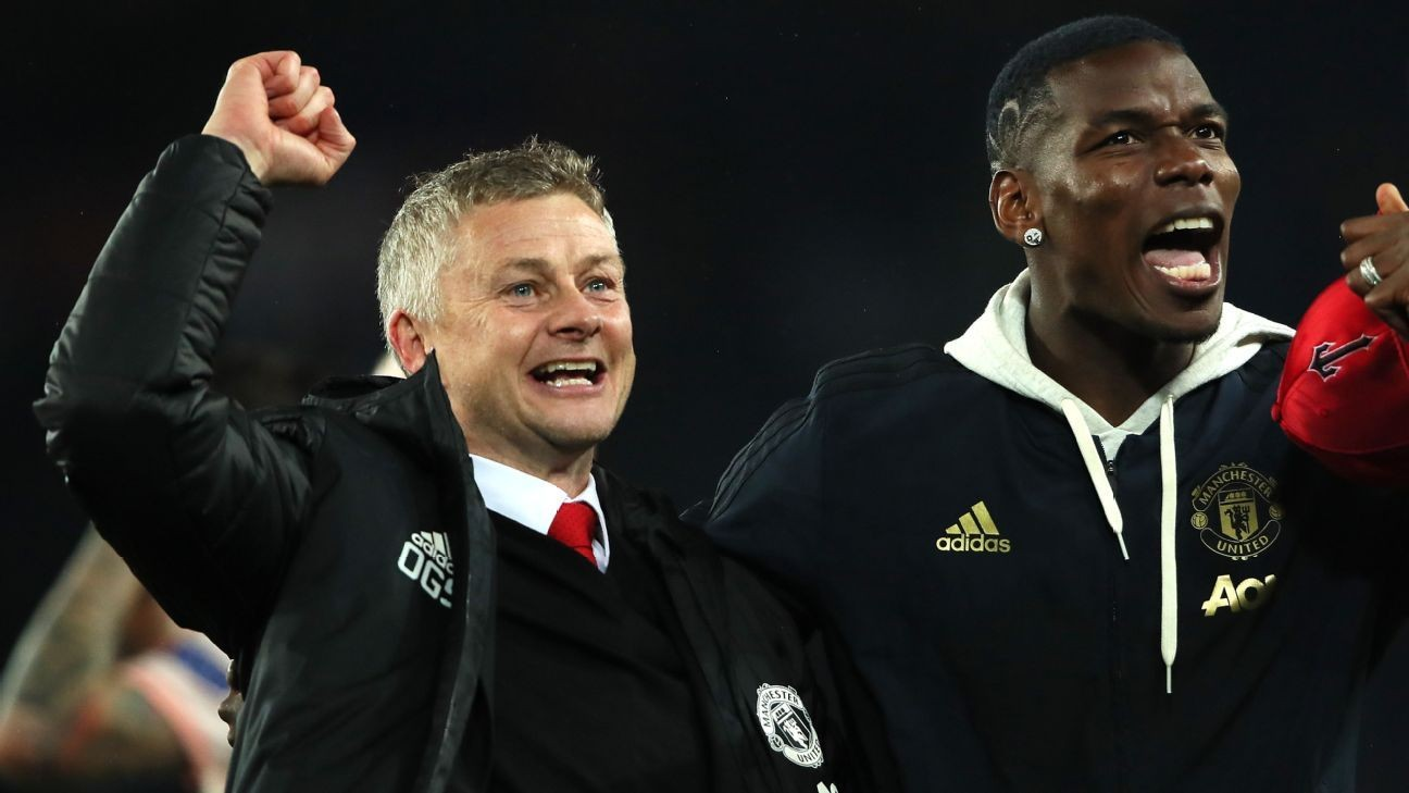 Solskjaer wants Pogba to sign new United deal