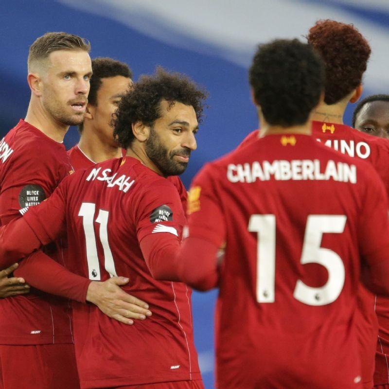 Liverpool inch closer to points record with win