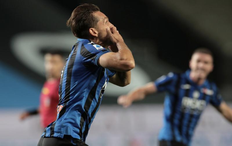 Toloi and Muriel on target as Atalanta sink Sampdoria
