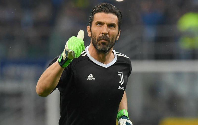 Agent: Buffon could coach Juventus
