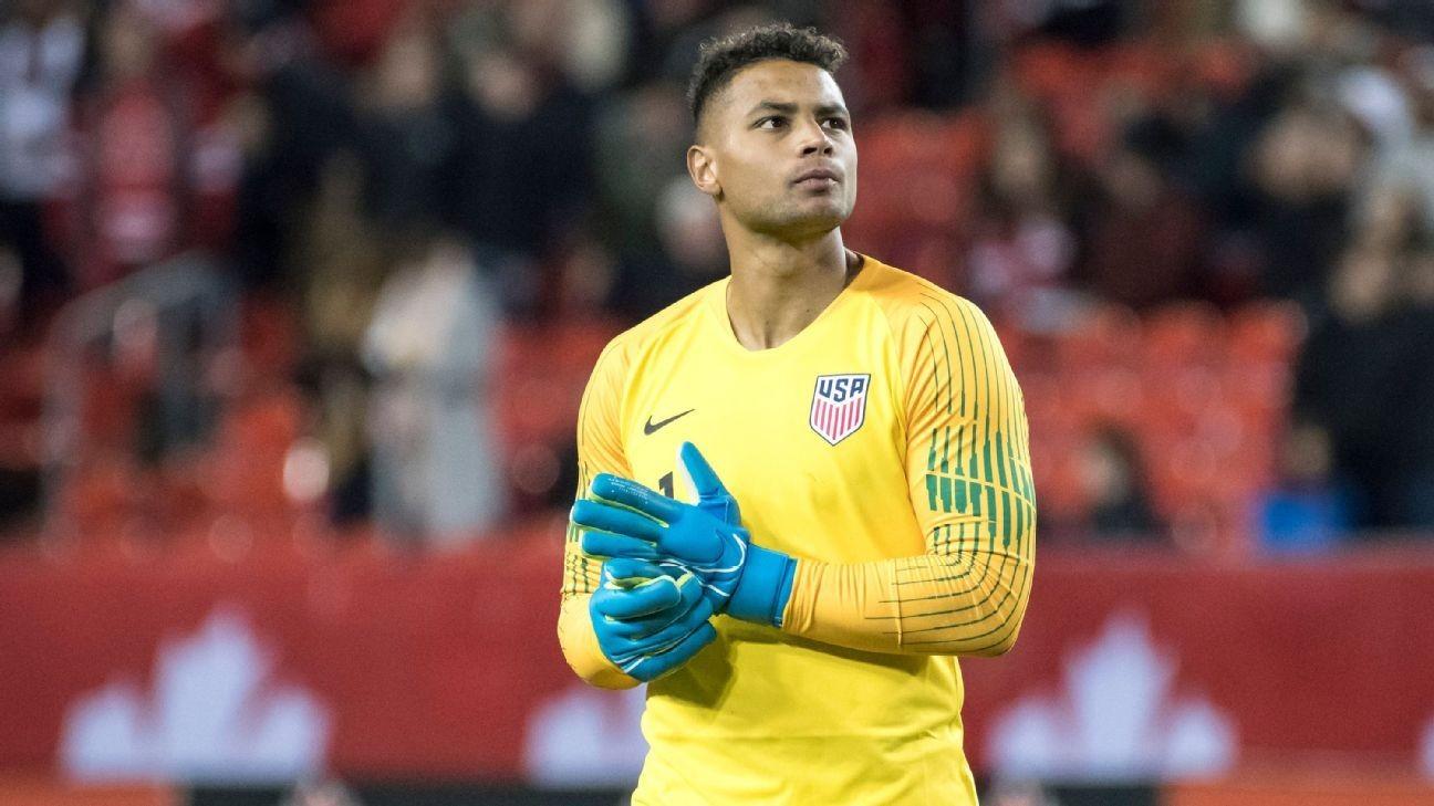 Sources: USMNT's Steffen set for Man City spot