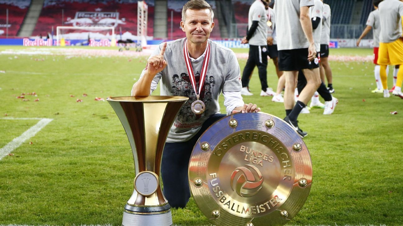 How Jesse Marsch became the most successful American coach in Europe
