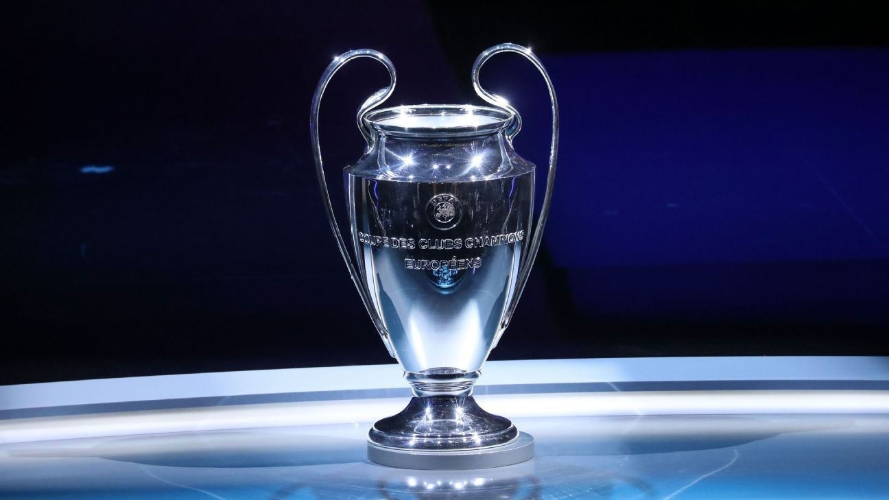 Man City to face Real Madrid at Etihad in UCL