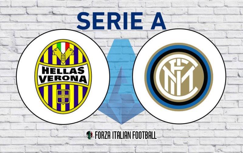 Serie A LIVE: Hellas Verona v Inter