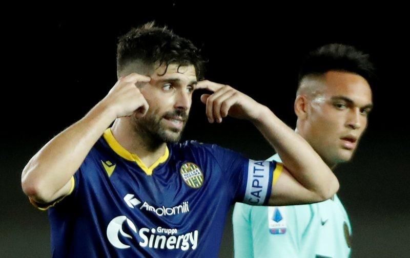 Verona add to Inter's miserable week