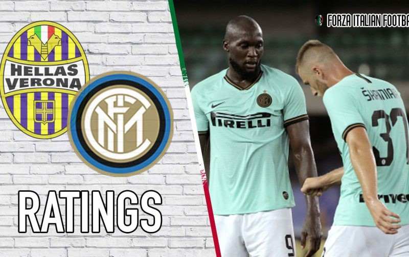 Inter player ratings: Skriniar has a nightmare