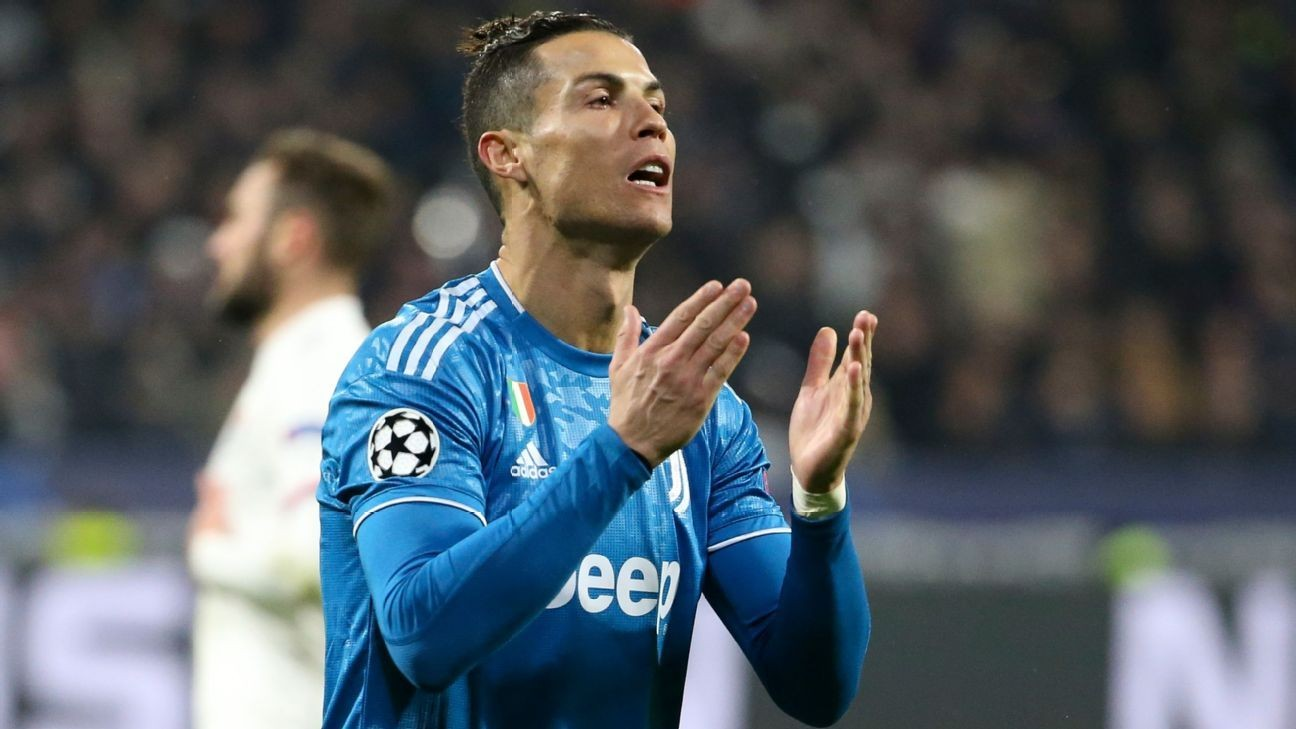 Ronaldo, Juve unlikely to win UCL; Bayern favourites