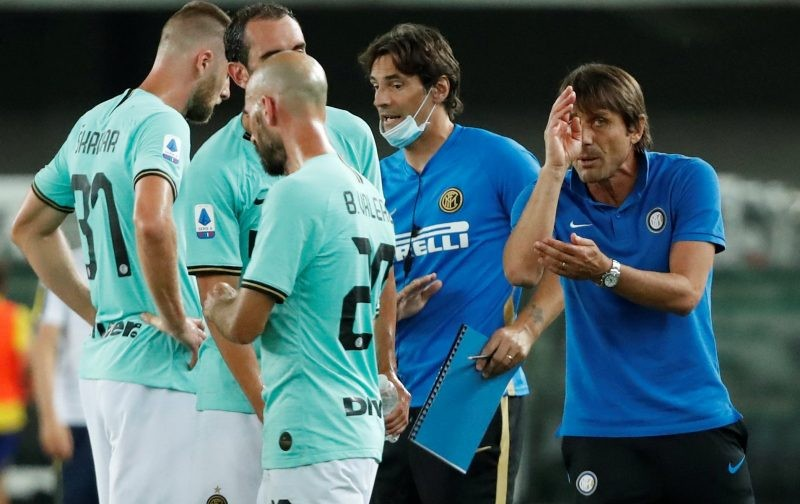 More misery means soul searching at Inter