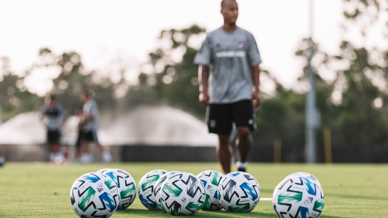 Source: Sporting KC player tests positive for virus