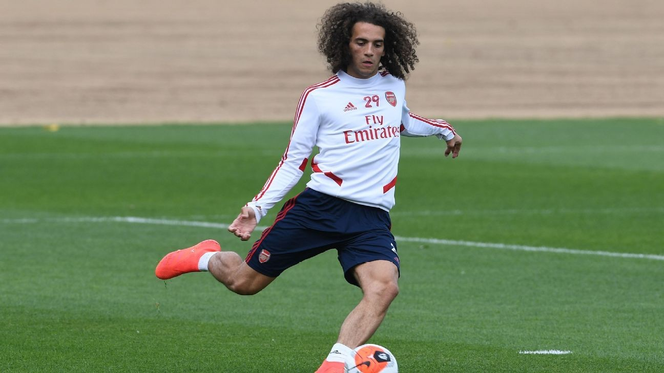 Sources: Guendouzi still in the cold at Arsenal