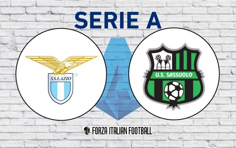 Lazio v Sassuolo: Probable Line-Ups and Key Statistics