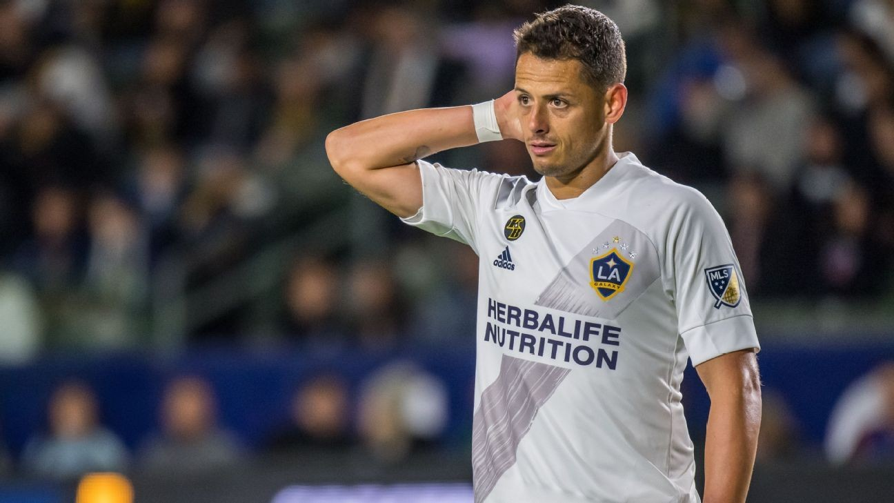Chicharito respects Vela choice to skip MLS is Back