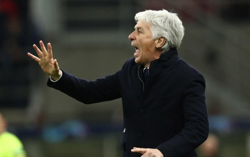 Gasperini: Players have to cut their arms off to avoid conceding penalties with these rules